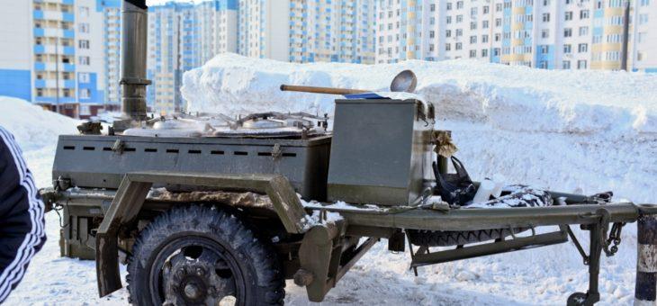 Военно-полевая кухня, аренда в Оренбурге