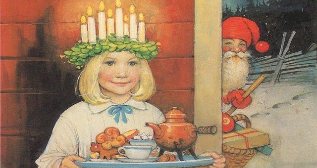 День Святой Люсии, королевы света